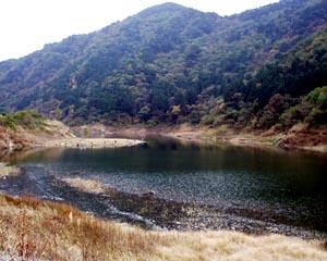 釣り 東 古屋 湖